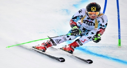 Hirscher, foto AFP
