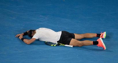 """Australian Open, Nadal: """"Finale un sogno, giocare contro Federer un privilegio"""""""