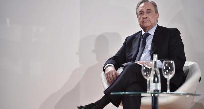 Real Madrid, Florentino Perez medita di lasciare la presidenza