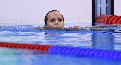 Nuoto, Trofeo Settecolli: urlo Pellegrini, Martinenghi da record