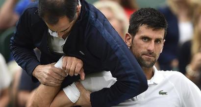 Il 2017 di Djokovic è a rischio. Stagione conclusa?