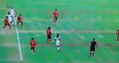 Rabbia Ghana: chiesto alla Fifa il replay della gara contro l'Uganda