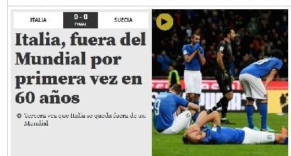 """La stampa staniera: """"Fallimento Italia"""""""