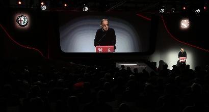 """F1, Marchionne: """"L'Alfa Romeo torna dove ha fatto leggenda"""""""