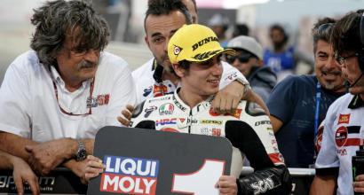 Moto3, Antonelli regala la prima storica pole al team Sic58