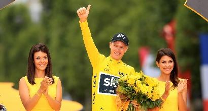 Il Tour de France esclude Chris Froome