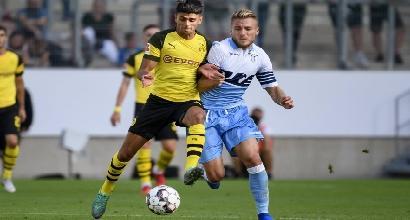 Amichevoli: la Lazio cade in Germania, il Dortmund passa di misura