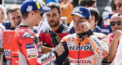 I messaggi di Lorenzo e le domande per la Ducati