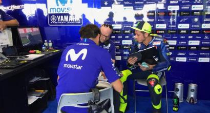 """MotoGP Thailandia, Rossi: """"Finalmente una gara decente, ma che fatica nel finale..."""""""