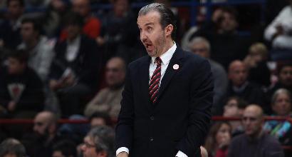Basket: Milano sul filo di lana con Cremona, Venezia asfalta Avellino. Varese al terzo posto