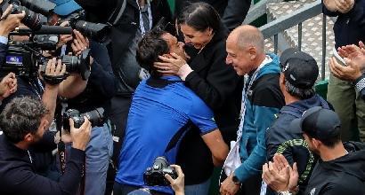 """Tennis, Fognini: """"Mi sono ritrovato dopo aver toccato il fondo"""""""