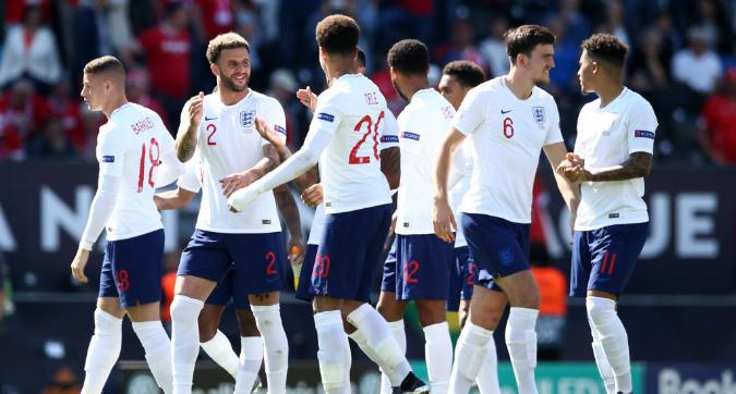Nations League: Drmic sbaglia, Inghilterra terza dopo i calci di rigore