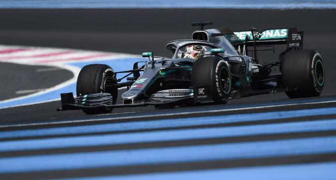 F1, Hamilton vince in Francia