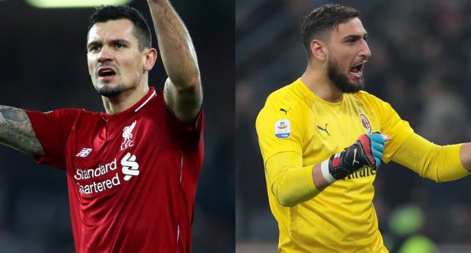 Milan, Lovren obiettivo concreto in difesa. Per Donnarumma i rossoneri vogliono solo cash