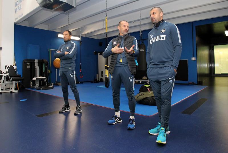 Inter, Walter Samuel è tornato