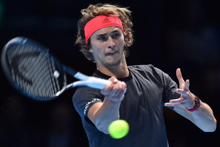 Tennis: Zverev è il 'maestro'