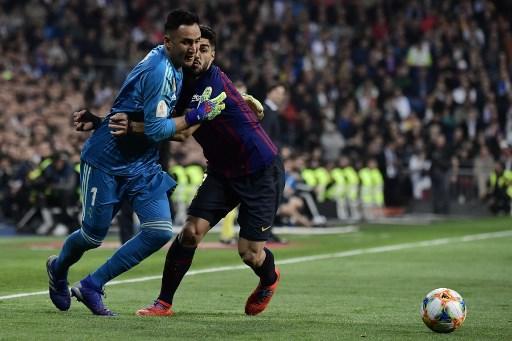 Keylor Navas 6: senza fare parate subisce tre gol sui quali può far poco
