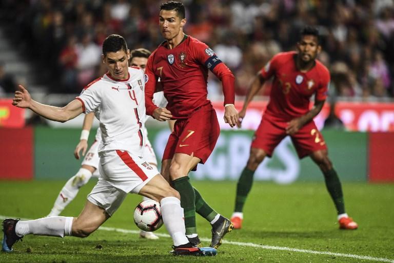 Ahi Ronaldo: la Juve trema