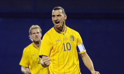 Zlatan Ibrahimovic (Afp)