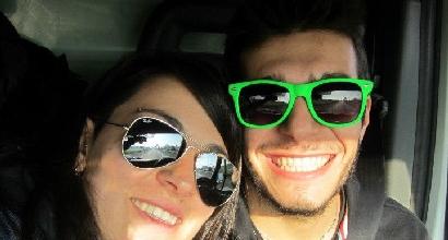 Eddi La Marra e Alessia Polita, foto Facebook