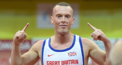 Richard Kilty (Afp)