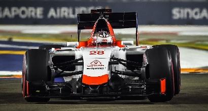 La Manor lascia la Ferrari e passa alla Mercedes