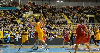 Basket, Serie A: Reggio Emilia corsara a Torino