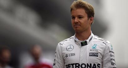 Rosberg - LaPresse