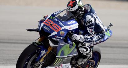 MotoGP, Jerez: Lorenzo davanti nelle libere1