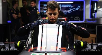 F1, arriva il parabrezza: lo testa la Red Bull