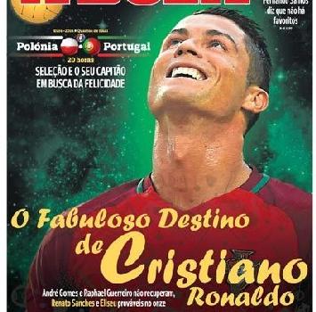Euro 2016: c'è Polonia-Portogallo, Lewandowski sfida Ronaldo
