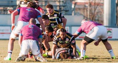 Rugby, Eccellenza: Calvisano vola, Padova in corsa