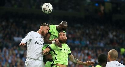 Virata improvvisa: l'Inter punta Mangala del Manchester City