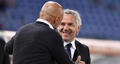 Serie A: l'Inter a caccia della quinta vittoria
