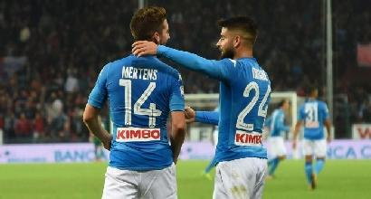 Serie A: Genoa-Napoli 2-3