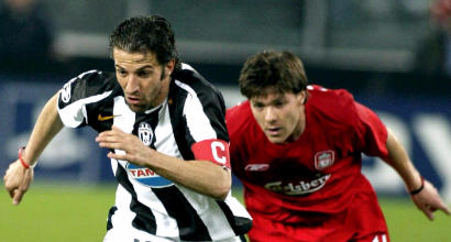 CHAMPIONS 2004-2005, JUVE-LIVERPOOL