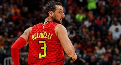 Nba: Belinelli firma con Philadelphia