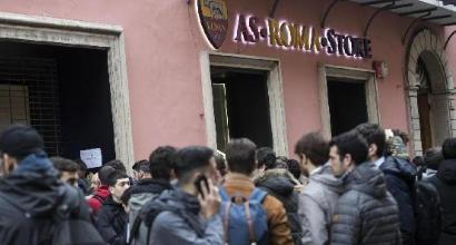 Roma-Liverpool: 3500 euro per un biglietto on line!