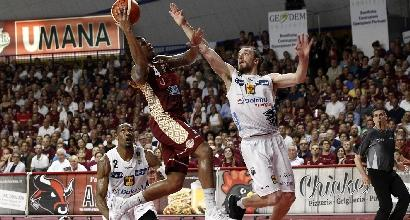 Playoff basket: Venezia riprende Trento