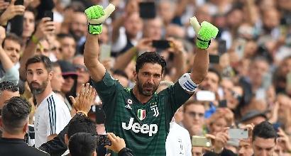 Ufficiale: Gianluigi Buffon è un nuovo giocatore del PSG