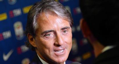 """Mancini: """"Pochi italiani in campo"""""""