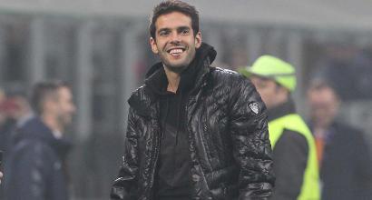 Milan, Kakà fa sognare i tifosi: