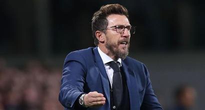 """Roma, Di Francesco calca la mano: """"Le partite vanno chiuse, abbiamo scherzato troppo"""""""