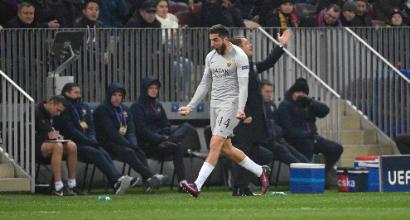 """Champions League, Manolas unico """"italiano"""" nella Top11 della quarta giornata"""