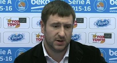 Basket, Dmitry Gerasimenko: