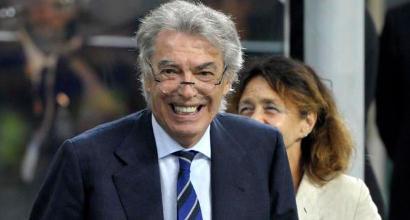 """Inter, Moratti: """"Icardi non possiamo perderlo, spero si risolva tutto"""""""