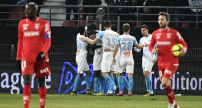 Ligue 1, Marsiglia corsaro a Digione: 2-1 con gol di Balotelli