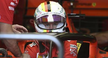F1, Vettel lancia la sfida:
