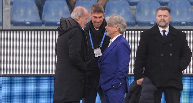 Sampdoria, Sabatini si dimette dopo una lite con Ferrero