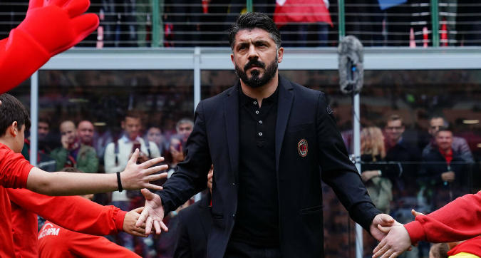 """Milan, Gattuso: """"Il bilancio? Questa squadra ha fatto tanto"""""""